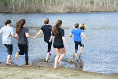 TEF 022517 065 (Tolland Recreation) Tags: swimming adults men women children fundraiser charity pond lake winter fun activities tolland connecticut