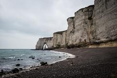 porte d'aval et aiguille, Étretat, Normandie, France (boooHguy) Tags: paysages mer étretat etretat normandie beach sea
