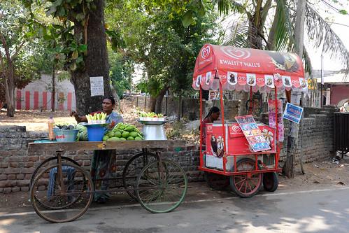 Street Food@Chennai