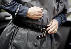 (rubber seduction) Tags: klepper skirt rubber gummi devot submissive raingear