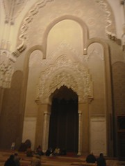 Hassan ii Mosque Interior (Rckr88) Tags: hassan ii mosque hassaniimosque interior hassaniimosqueinterior casablanca morocco africa northafrica masjid buildings architecture islamic travel travelling arches arch