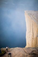 Preikestolen / Pulpit Rock (Morten Falch Sortland) Tags: getty photomortenfalchsortland stock stockphotography gettyimages allrightsreserved preikestolen preacherspulpit pulpitrock rogaland stavanger norway nature landscape amazing wanderlust hike hiking scandinavia nordiccountrieseventsforestforsandhikingjulylysefjordenmonthsmountainnorwayphotomortenfalchsortlandphotographerpreacherspulpitpreikestolenpulpitrockroadtriprogalandryfylkeseasonssummersummervacationthingstimewanderlustwan