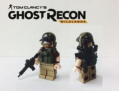 Lego Ghost Recon Wildland (leekangwook) Tags: ghostreconwildland military legofigurecustom legofigure legomilitary lego