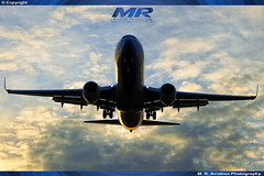 LV-GGQ (J. Martin Romero) Tags: boeing 7378hx spotting spotter aviation aviacion airplane plane aircraft avion b737 b738 b737800 737 738 737800 ar arg aerolineas argentinas skyteam aeroparque jorge newbery buenos aires argentina sabe aep