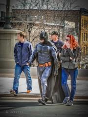 Batman .. (Dare2drm) Tags: batman gothamcity capedcrusader ottawa djfotos