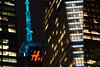 4 Times Square and Bank of America Tower, NYC (SomePhotosTakenByMe) Tags: 4timessquare bankofamerica bankofamericatower antenna antenne skyscraper wolkenkratzer gebäude building outdoor manhattan downtown innenstadt midtown urlaub vacation holiday usa unitedstates america amerika nyc newyorkcity newyork stadt city architektur architecture nightphotography nachtaufnahme