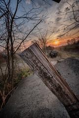 wiadukt (Patryk Krzyzak) Tags: bojanow bridge dusk foto nowadeba patrukkgmailcom patrykkrzyzak podkarpacie poranek ranek spring subcarpatia sunrise wiadukt wiosna wschodslonca