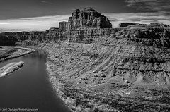 Gooseneck of the Colorado (clayhaus) Tags: canyonlandsnationalpark clayhausphotography clayhausphotographycom coloradoplateau desert islandinthesky jeffclay keeppubliclandsinpublichands moab publiclands redrock southwest utah whiterim
