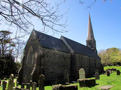 St Gwenllwyfo's
