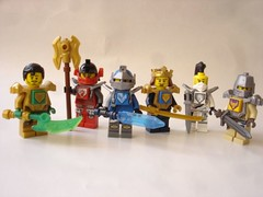 Colorfull knights (fdsm0376) Tags: