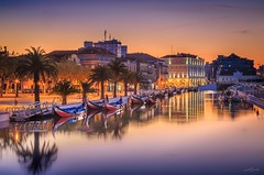 Ria de Aveiro, Portugal (paulosilva3) Tags: ria de aveiro night shot longexpos colors twilight boats water lake river canon manfrotto lowepro eos6d lee filters