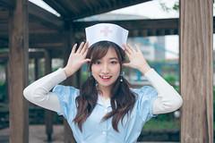 DSC_0350 (Kevin,Chen) Tags: 優格 兒童新樂園 文教館 美少女 d750 yojurt 2470 人像 girl nikon lady portrait