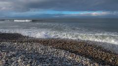 Spey Bay (Janbro) Tags: sea waves beach spey moray scotland