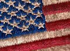 This is our cloth (johnsinclair8888) Tags: flag cloth macromondays scanner scannerphoto usa starsandstripes art affinityphoto johndavis textile red white blue freedom vote democracy clothtextile