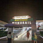 Magic Kingdom Monorail, Walt Disney World, Orlando, Florida, USA thumbnail