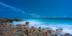 Florida Life: Into The Mystic (Thūncher Photography) Tags: sony a7r2 sonya7r2 ilce7rm2 zeissfe1635mmf4zaoss fx fullframe longexposure scenic landscape waterscape oceanscape azure turquoise waves coral beach coralcovebeachpark jupiterisland jupiter florida southeastflorida palmbeachcounty atlanticocean