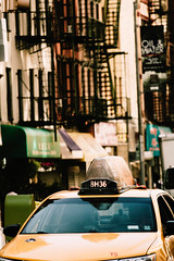 *** (Gabriela Tulian) Tags: tourist travel stairs urban nyc neighborhood street taxi york yellow usa manhattan soho america cab buildings windows ancient vehicle vertical car american taxicab daytime us day building outdoor famous town facade touristic architecture