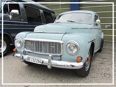 Volvo PV 544 (v8dub) Tags: volvo pv 544 schweiz suisse switzerland swedish fribourg freiburg otm pkw voiture car wagen worldcars auto automobile automotive old oldtimer oldcar klassik classic collector