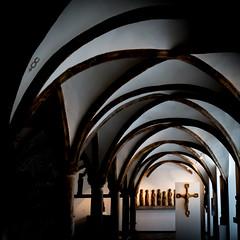 Schloss Gottorf (Sten Dueland) Tags: schloss gottorf gottorp slott slot schleswig landesmuseum deutschland germany tyskland church kirke cross kors chapel museum castle palace