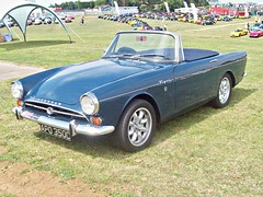 209 Sunbeam Tiger 1 (1965) (robertknight16) Tags: sunbeam british 1960s tiger sportscar rootes silverstone apo350c