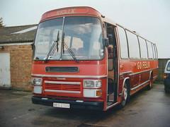 BES 270V Leyland Leopard Plaxton C53F (John Wakefield) Tags: leyland felix plaxton meridian royston bes270v