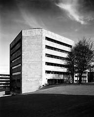 (artur sikora) Tags: modernism brutalism concrete form architecture dublin dublinphotographer dcc artursikora architecturalphotography architecturalphotographer samstephenson largeformat ilford photography