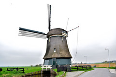 Netherland Mouline (santiago arbe) Tags: amsterdam marken volendam molino moulin outside farm nikon d3300 netherlands holland