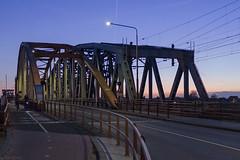IJsselbruggen (Tim Boric) Tags: zutphen oude ijsselbrug spoorbrug railway bridge ijssel