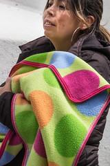 Street Portrait, Cuenca (klauslang99) Tags: streetphotography portrait klauslang cuenca exterior woman people