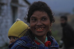 Happiness (reminiscebox) Tags: women mother canon canon7d northeastindia smile baby motherwood