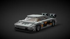 Koenigsegg One:1 (Fictitious Pasta) Tags: koenigsegg lego build fun toy
