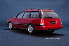 SUBARU LEGACY 8 (DOLPHIN☆CRAFT) Tags: subaru legacy wagon turbo gt スバル レガシィ ワゴン ターボ gt プラモデル
