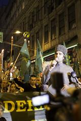 Circassian Rally in Istanbul (Corey Jackson) Tags: politics circassian russia russian turkey istanbul rally demonstration asiaminor