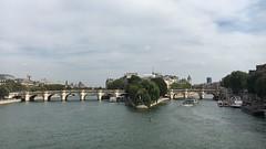 Seine, Paris (brianlarsen4) Tags: neuf pont dame notre seine island bridge paris