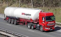 RENAULT Premium - XPOLogistics (scotrailm 63A) Tags: lorries trucks tankers