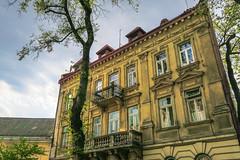 Architecture | Lviv (explorewithmaya) Tags: lviv ukraine lwow europe trip travel travels travelphotography canong7x architecture