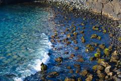 Costa1 (Carlos Pérez A.) Tags: tenerife mar sea rocas azul playa paraíso islascanarias canaryislands beach