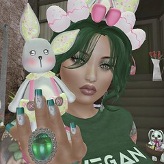 Happy Easter! - ANYBODY, TWE12VE - & 7 Creators featured from the POSE FAIR! (Punki's Fashion Passion Blog) Tags: go morilcreations anybodyevent thepeppersexpo theposefair2017 twe12veevent re 22769bauwerk alaskametro analogdog belleposes bento blacktulip catwa circa comesoon countdown crazykitty curvosity daydreamer deepbubble essenz fetch hive jcklp maitreya meadowworks messy mo0h momentum omega papermoon pilot pinup pixelmode rainbowpromises serenitystyle sinfulcurvesskins suicidalunborn theivoryrose zoz