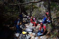 Aventureros (::: Mer :::) Tags: sierrazapaliname coahuila cañondesanlorenzo rapel rappel outdoors mountains montañas cerros hiking montañismo caminata naturaleza nature canyon