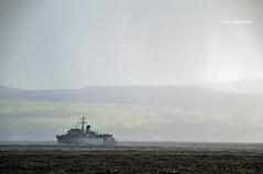 HMS Cattistock (Zak355) Tags: hmsgrimsby hmscattistock navy royalnavy ship boat vessel riverclyde rothesay isleofbute scotland scottish bute cobham gfrat exercise minehunter minesweeper