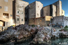 Sant'Elia (Antonino Chiappone Surdi) Tags: santelia santaflavia panorama landscape landscapes paesaggio hdr sicilia sicily scogliera nikond5300