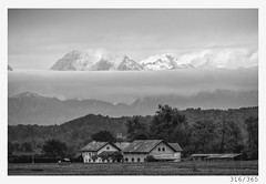 subalpine farm (Aljaž Anžič Tuna) Tags: 316 316365 365 subalpine farm nature country countryside alps mountains clouds bog barje marshes ljubljana photo365 project365 panorama onephotoaday onceaday slovenia slovenija sky d800 dailyphoto day dof bw blackandwhite black blackwhite beautiful white nikond800 nikkor nice naturallight nikkor300mmf4 300f4 300mmf4 f4 monocrome monochrome