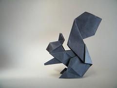 Squirrel - Sergey Yartsev (Rui.Roda) Tags: origami papiroflexia papierfalten esquilo ardilla écurreuil squirrel sergey yartsev