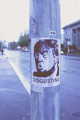 very disgusting (FADICH PHOTOGRAPHY) Tags: science march themarchforscience 2017 april earthday earth day lisaparshley activism protest olympia washington environmentalism gogreen clean energy vote womenofscience climatechange climate change global warming poverty war drought resourcescarcity fucktrump donaldtrump drumpf