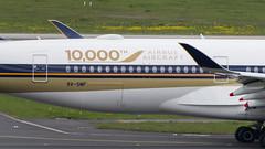 9V-SMF Airbus A350-941 (2) (Disktoaster) Tags: dus düsseldorf airport flugzeug aircraft palnespotting aviation plane spotting spotter airplane pentaxk1