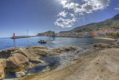 #172 (mariopolicorsi) Tags: mariopolicorsi canon eos 700d fisheye samyang 8mm hdrawards hdr simplysuperb primavera spring water acqua mare sea seascapes waterscapes giglio isola island faro marzo march italia italy toscana tuscany grosseto maremma europa europe viaggio travel photoshop photomatix sky cielo nuvole clouds