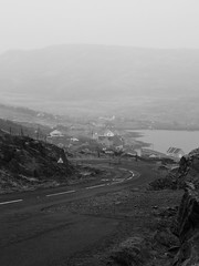 Road to Castlebay (matthew.devalle) Tags: scotland outer hebrides western isles barra vatersay