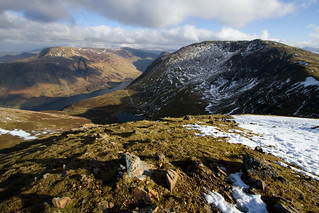 Red Pike towards High Stile.