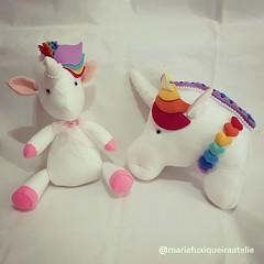 Unicórnio (mfuxiqueira) Tags: unicórnio unicorn festainfantil decoraçãoinfantil decoração feltro felt arcoíris