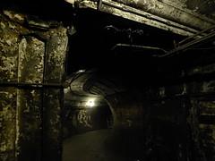 Station Tunnel (failing_angel) Tags: 100816 london cityoflondon mayfair hiddenlondon undergroundstation ghoststation downstreet railwayexecutivecommittee warcabinet cabinetwarrooms